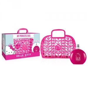 coffret hello kitty my princess bag