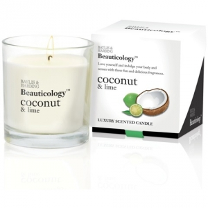 baylis-harding-boxed-candle-coconut-lime