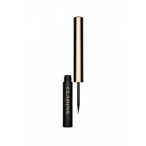 Instant liner un trait noir intense haute tenue yeux maquillage clarins for Liner noir