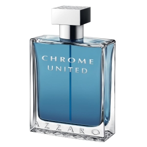 CHROME UNITED Eau de Toilette Vaporisateur