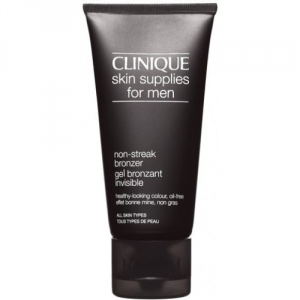 CLINIQUE FOR MEN Gel Bronzant Invisible
