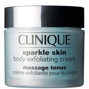 SPARKLE SKIN BODY EXFOLIATING CREAM Crème Exfoliante pour le Corps Massage Tonus