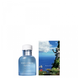 "LIGHT BLUE ""BEAUTY OF CAPRI"" Eau de Toilette Vaporisateur"
