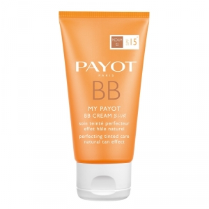 MY PAYOT BB CREAM BLUR MEDIUM Perfecting tinted care natural tan effect with superfruit extracts