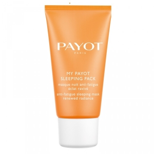 MY PAYOT SLEEPING PACK Anti-fatigue sleeping mask renewed radiance with superfruit extracts