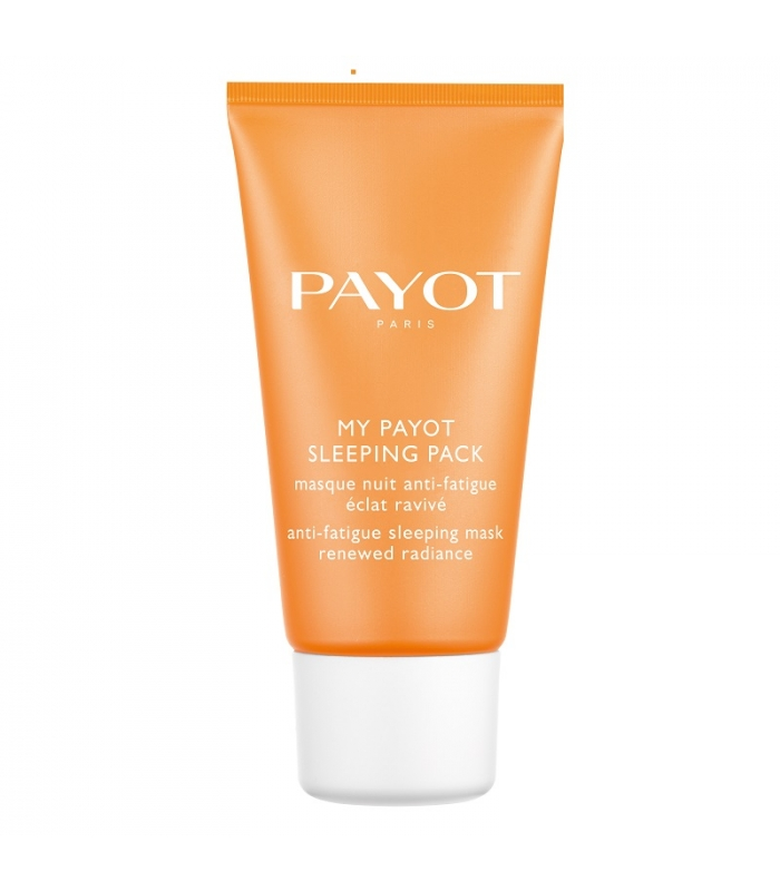my payot sleeping pack masque nuit anti fatigue clat raviv aux extraits de superfruits my. Black Bedroom Furniture Sets. Home Design Ideas