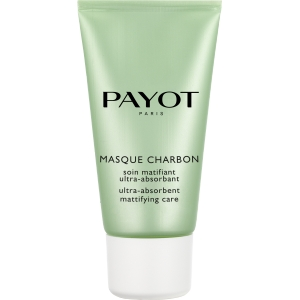 PATE GRISE MASQUE CHARBON Ultra-absorbent mattifying care