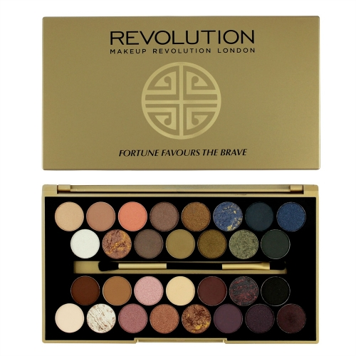PALETTE FORTUNE FAVOURS THE BRAVE Palette 30 Fards à Paupières