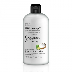Coconut  Lime 500ml Bath & Shower Crème