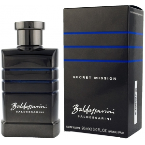 SECRET MISSION Eau de Toilette Vaporisateur