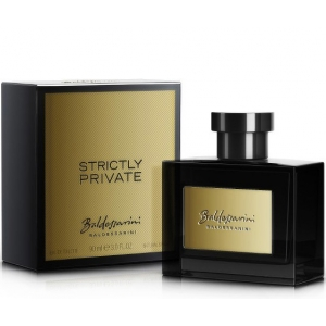 STRICTLY PRIVATE Eau de Toilette Vaporisateur