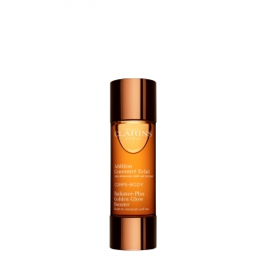 RADIANCE-PLUS GOLDEN GLOW BOOSTER FOR BODY A few drops of sun booster for a golden glow all year long!