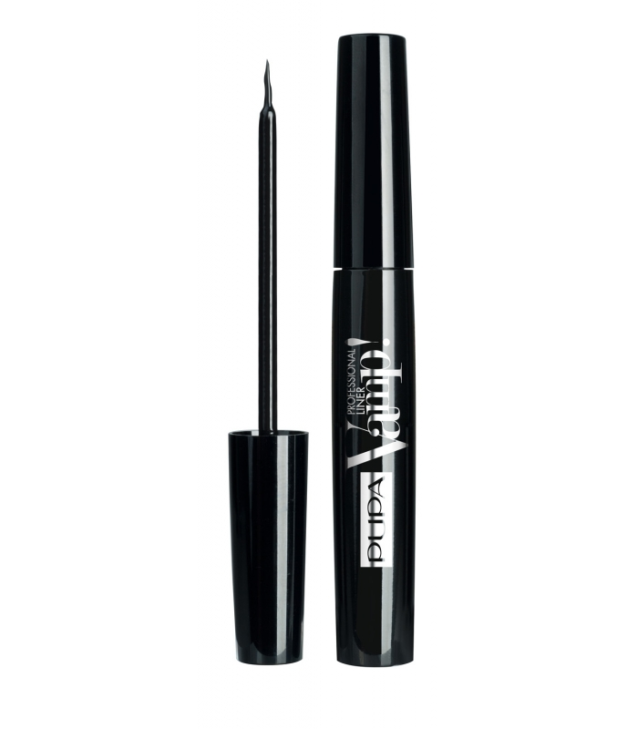 vamp professional liner eyeliner profesionel pinceau ultra fin crayons et eye liners yeux pupa. Black Bedroom Furniture Sets. Home Design Ideas