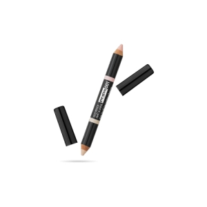 DUO PENCIL MATT&SHINE Crayon Duo Correcteur et Illuminateur All Over