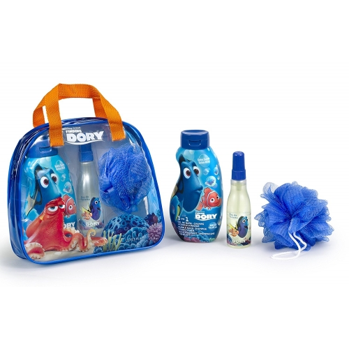 le monde de dory sac edt100ml gd475ml fleur gel douche et bain moussants rituel corps. Black Bedroom Furniture Sets. Home Design Ideas
