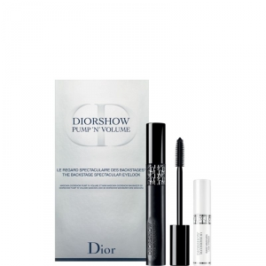 Diorshow Pump'N'Volume Coffret Mascara + Maximizer