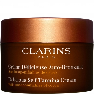 DELICIOUS SELF-TANNING CREAM Face and Body