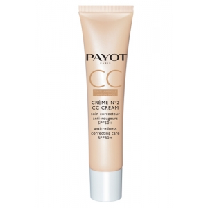 CREME N°2 CC CREAM Anti-redness correcting care SPF50+