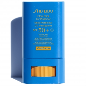 WETFORCE Stick Protecteur UV Transparent SPF50+