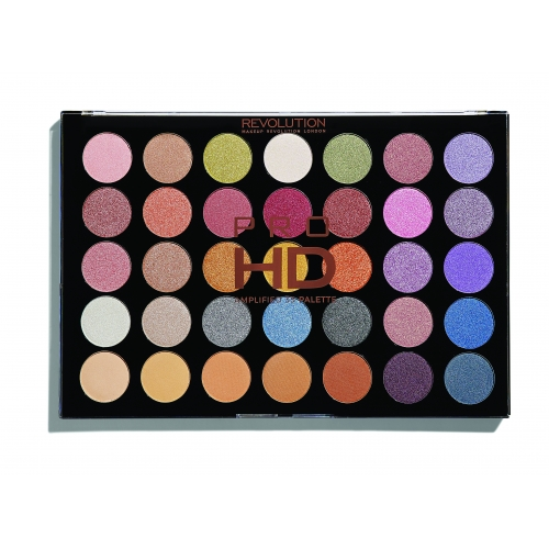 Palette amplified pro hd exhilarate palette yeux ombres for Miroir hd pro