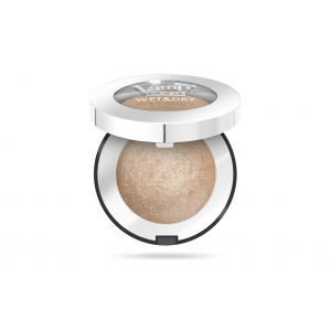 VAMP! WET & DRY Radiant Effect Baked Eyeshadow - Wet and Dry Dual Use