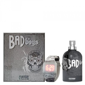 BAD BOYS Coffret Montre + Eau de Toilette