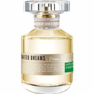 UNITED DREAMS DREAM BIG Eau de Toilette Vaporisateur