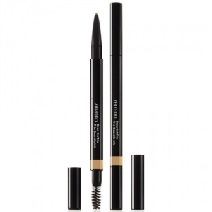 BROW INKTRIO 3-in-1 pencil, powder, and brush. Shapes, fills, and defines brows.