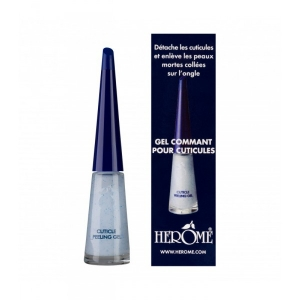 GEL GOMMANT CUTICULES Soin pour les ongles