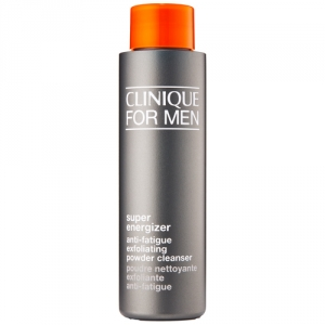 CLINIQUE FOR MEN Super Energizer™ Anti-Fatigue Exfoliating Powder Cleanser