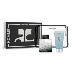 COURREGES HOMME Coffret EDT 100ml + GD 150ml
