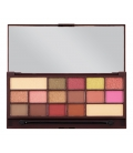 PALETTE CHOCOLATE ROSE GOLD Palette yeux