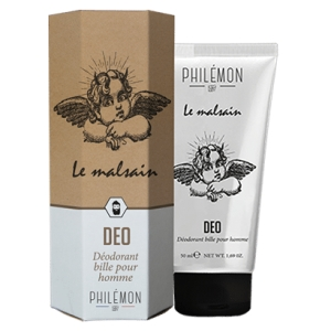 LE MALSAIN Deodorant ball for men