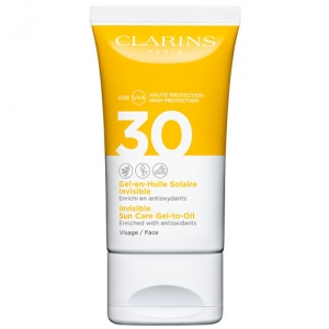 GEL-EN-HUILE SOLAIRE INVISIBLE High Face Protection UVA/UVB 30