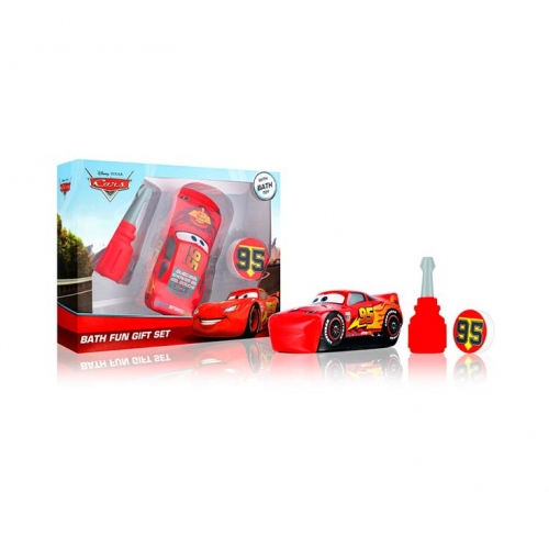 CARS Coffret de Bain