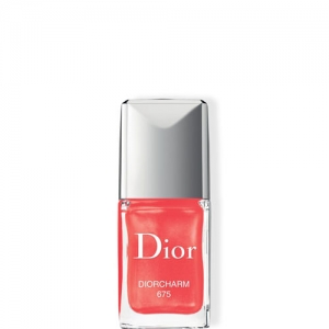 DIOR VERNIS Nail varnish with high colour, shine and gel effect hold