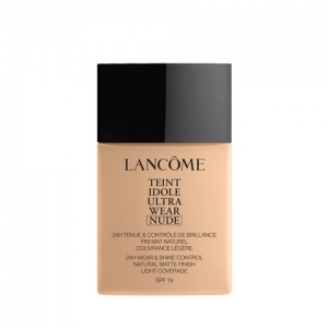 TEINT IDOLE ULTRA WEAR NUDE Foundation - Light coverage & long lasting matte - up to 24 hours