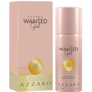 AZZARO WANTED GIRL Déeodorant Spray