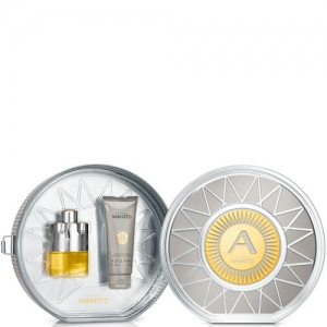 AZZARO WANTED Coffret Luxe