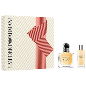 BECAUSE IT'S YOU Coffret Eau de Parfum