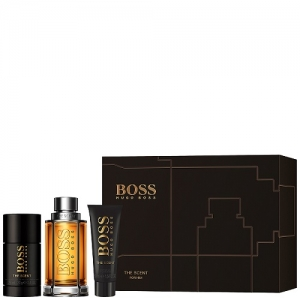 BOSS THE SCENT FOR HIM Coffret Eau de Toilette Vaporisateur