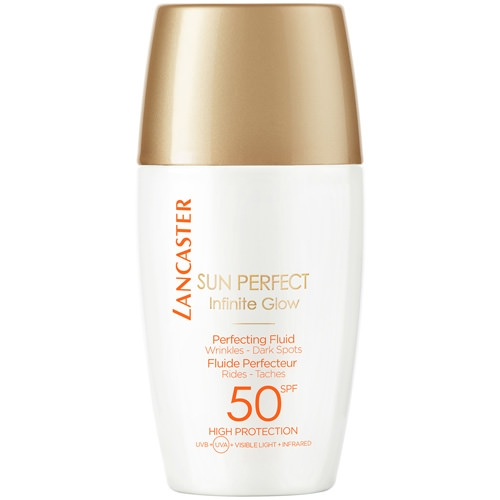 SUN PERFECT Fluide Perfecteur Anti-Rides & Taches SPF50