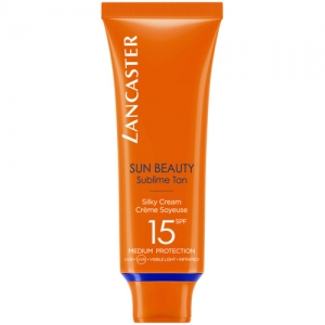 SUN BEAUTY Silky Cream SPF15 Tube
