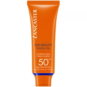 SUN BEAUTY Luminous Comfort Tanning Cream  SPF 50