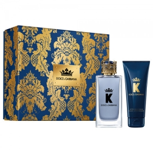 K BY DG COFFRET EDT100+ASB75+G75