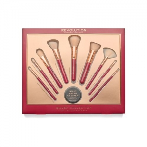 BRUSH COLLECTION Coffret 10 Pièces