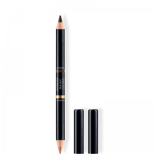 DIORSHOW IN & OUT EYELINER WATERPROOF Crayon double embout liner & khôl