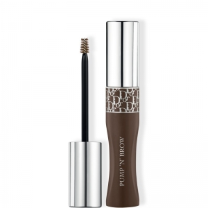 DIORSHOW PUMP 'N' BROW Squeezable* Instant Volumizing Eyebrow Mascara - Natural Finish - Strengthening Effect