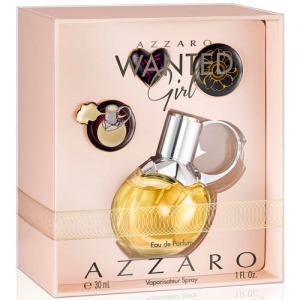 AZZARO WANTED GIRL Coffret Eau de Parfum