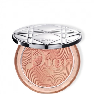 Diorskin Nude Luminizer - Limited Edition collection Glow Vibes Highlighter*- ultra-shine powder - infused with pearlescent pigments